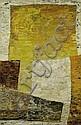 André BLOC (1896-1966) Composition abstraite, André Lucien Albert Bloc, Click for value