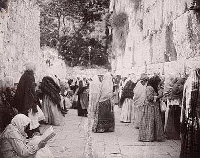 PHOTOGRAPHIE - Émile FRECHON (1848-1921) Le Mur