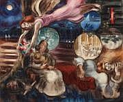 Henri LE FAUCONNIER (1881-1946) Le rêve, vers 1910