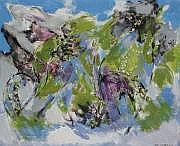 Maurice-Elie SARTHOU (1911-2000) Paysage aux