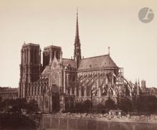 Louis-Auguste (1814-1876) & Auguste-Rosalie Bisson (1826-1900),
