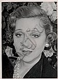 [Yvonne PRINTEMPS (1894-1977)] 34 photographies,, Alexander Theodor Dawideit, Click for value