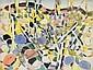 Jacques LAGRANGE (1917-1995) Paysage aux rochers,, Jacques Lagrange, Click for value