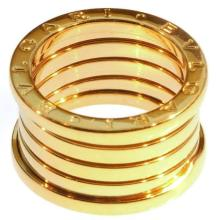 Bulgari Yellow Gold B.Zero.1 Ring c.1980