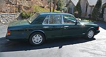 1996 Bentley Brooklands  VIN# SCBZE11C5TCX58199