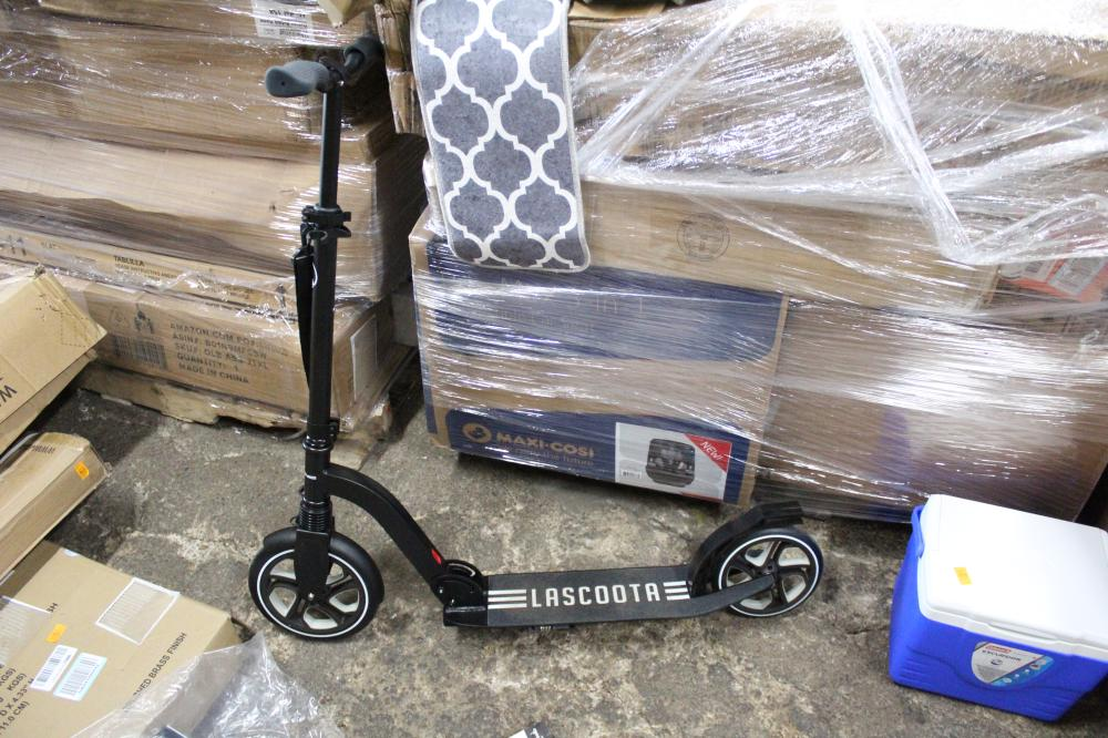 LASCOOTA FOLDABLE SCOOTER