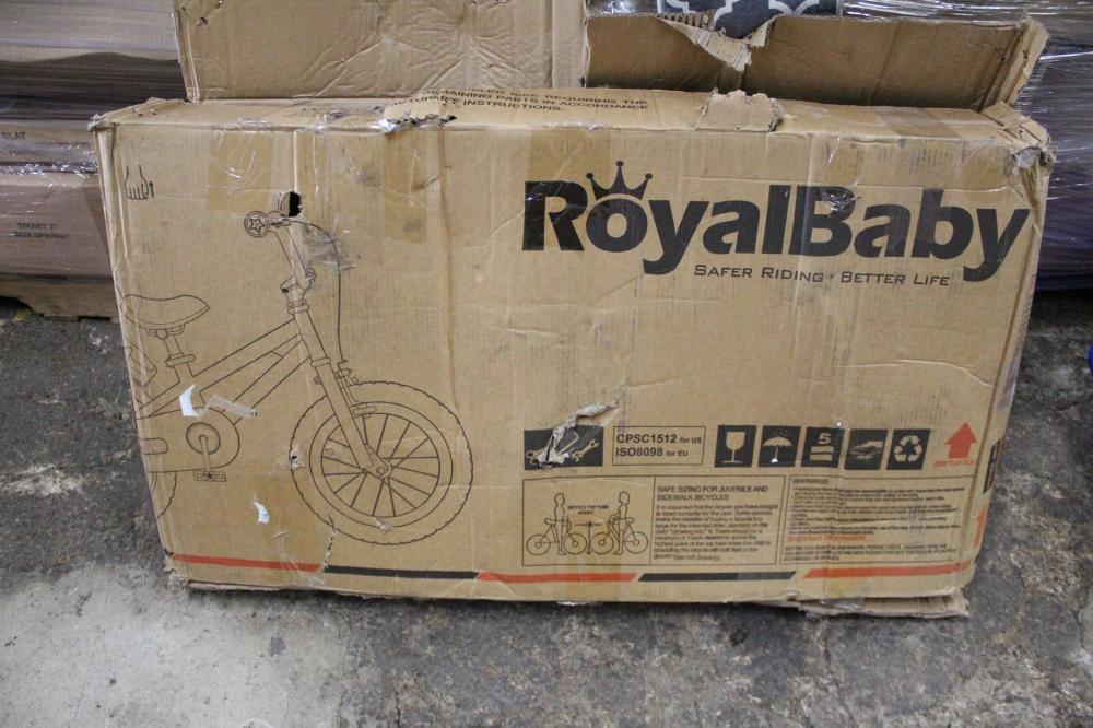 ROYALBABY FREESTYLE B BICYCLE