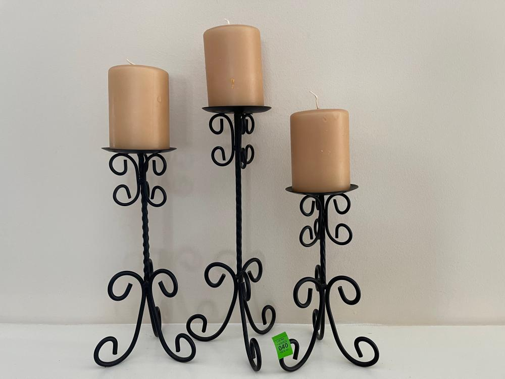CANDLE HOME DECOR LOT