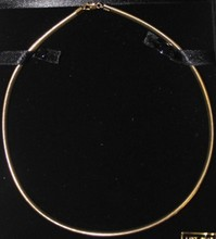 Gold Necklace 14 K