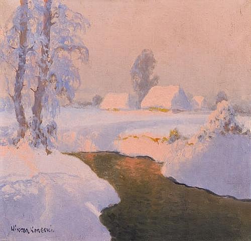 Korecki Wiktor: Winter