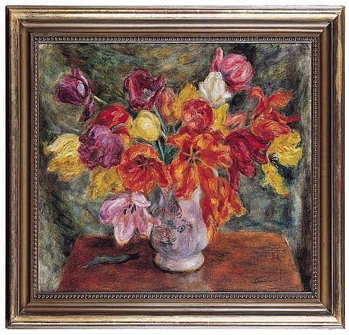 Pankiewicz Józef: Tulips, 1923