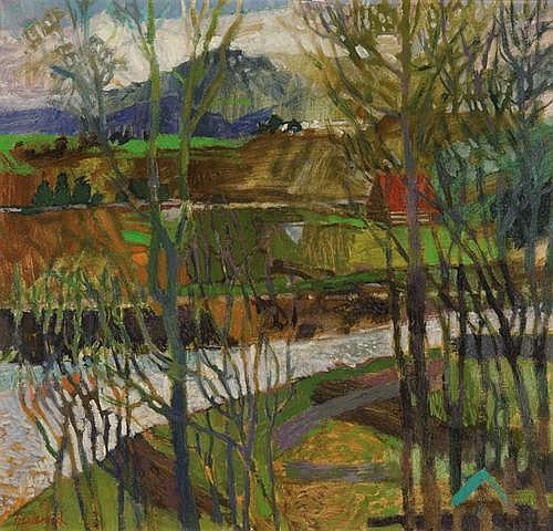 Szancenbach Jan: Harenda Landscape, 1977