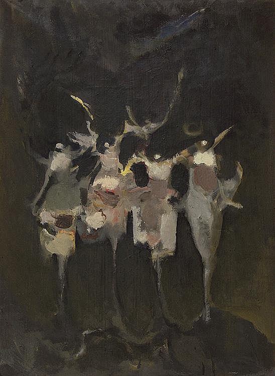 Aberdam Alfred  Dancers, 1950-1960