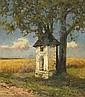 Country Road Shrine, Wiktor Korecki, Click for value