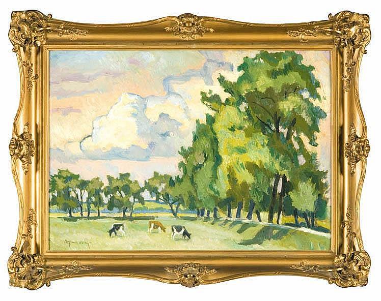 Pasture, 1930-1940