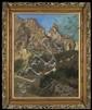 Gałek Stanisław - FROM THE MORSKIE OKO LAKE, 1919, oil, canvas