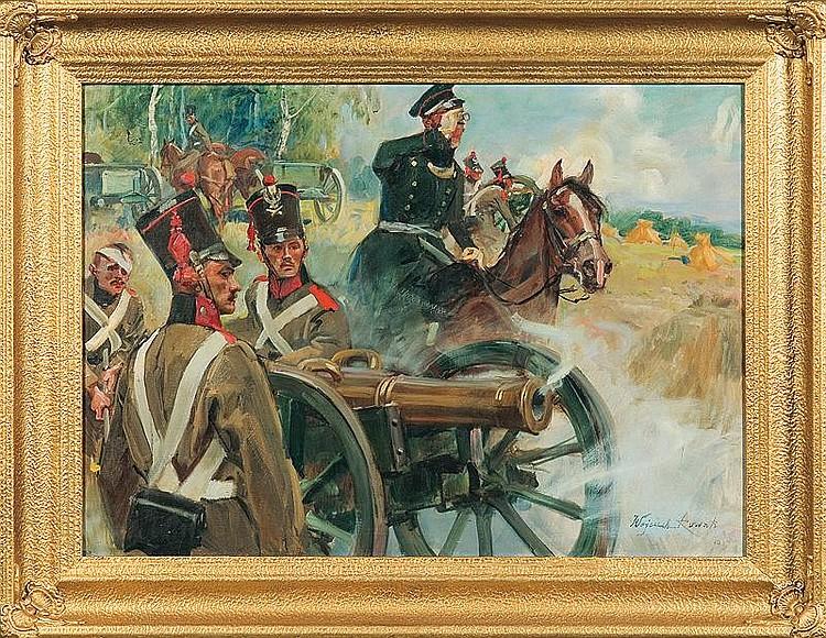 GUNNERS, 1940