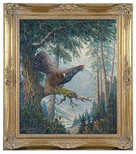 Wood-grouse