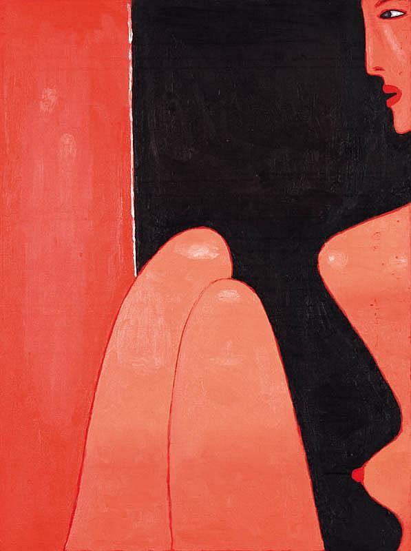 Nude, 1980