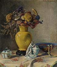de Bouché Arnulf - STILL LIFE, oil, canvas