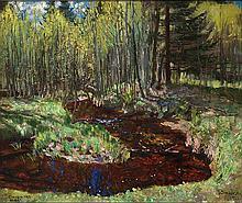 Żukowski Stanisław - MAY, 1922, oil, canvas