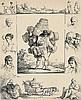 Płoński Michał - BASKET SELLER, 1805, etching, paper, Michał Płoński, Click for value