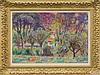 Rzepiński Czesław - AFTERNOON SUN, 1976, oil, canvas, Czesław Rzepiński, Click for value