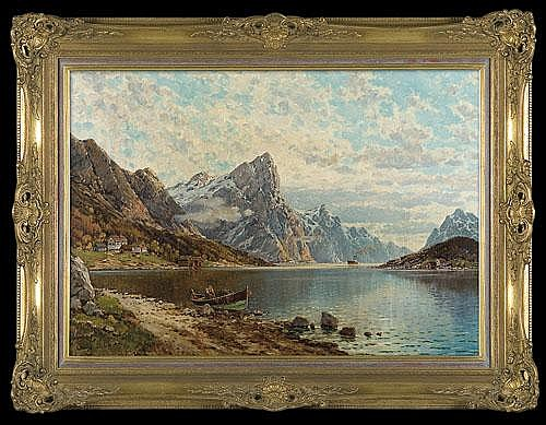 Bertold Carl - BY THE FJORD