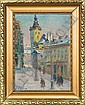 Winter in Lvov, 1940, Erno Erb, Click for value