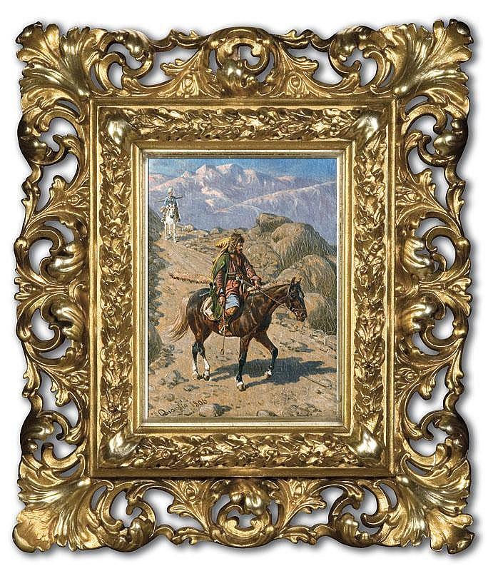 Quaglio Franz Circassians, 1896