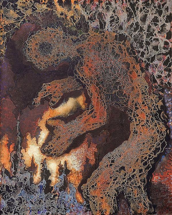 Tchorzewski Jerzy In the burning landscape, 1968