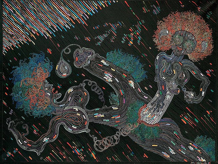 Dobkowski Jan Life energies, 1989