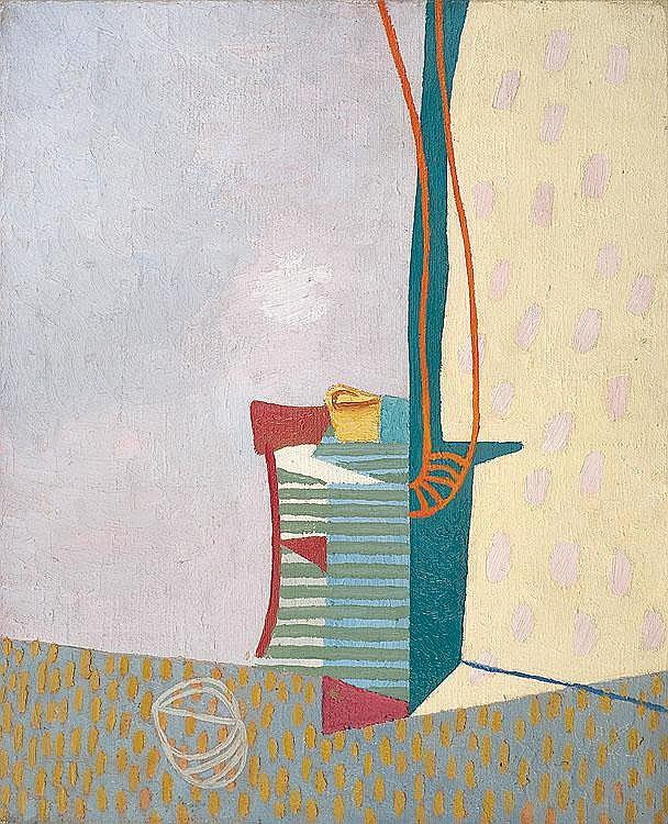 Fijalkowski Stanis ł aw Small Oven, 1947/49