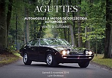 AUTOMOBILIA - AUTOMOBILE DE PRESTIGE ET DE COLLECTION