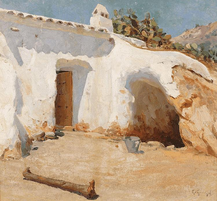 Guillermo GOMEZ GIL  (1862-1942)