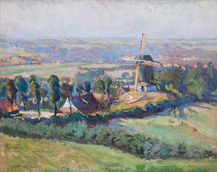 Marie NIVOULIES (1879-1968)