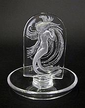 Lalique Frosted & Molded Art Glass