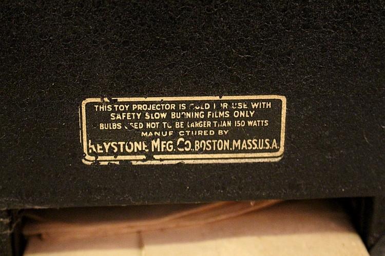 Keystone Moviegraph, Model 198W