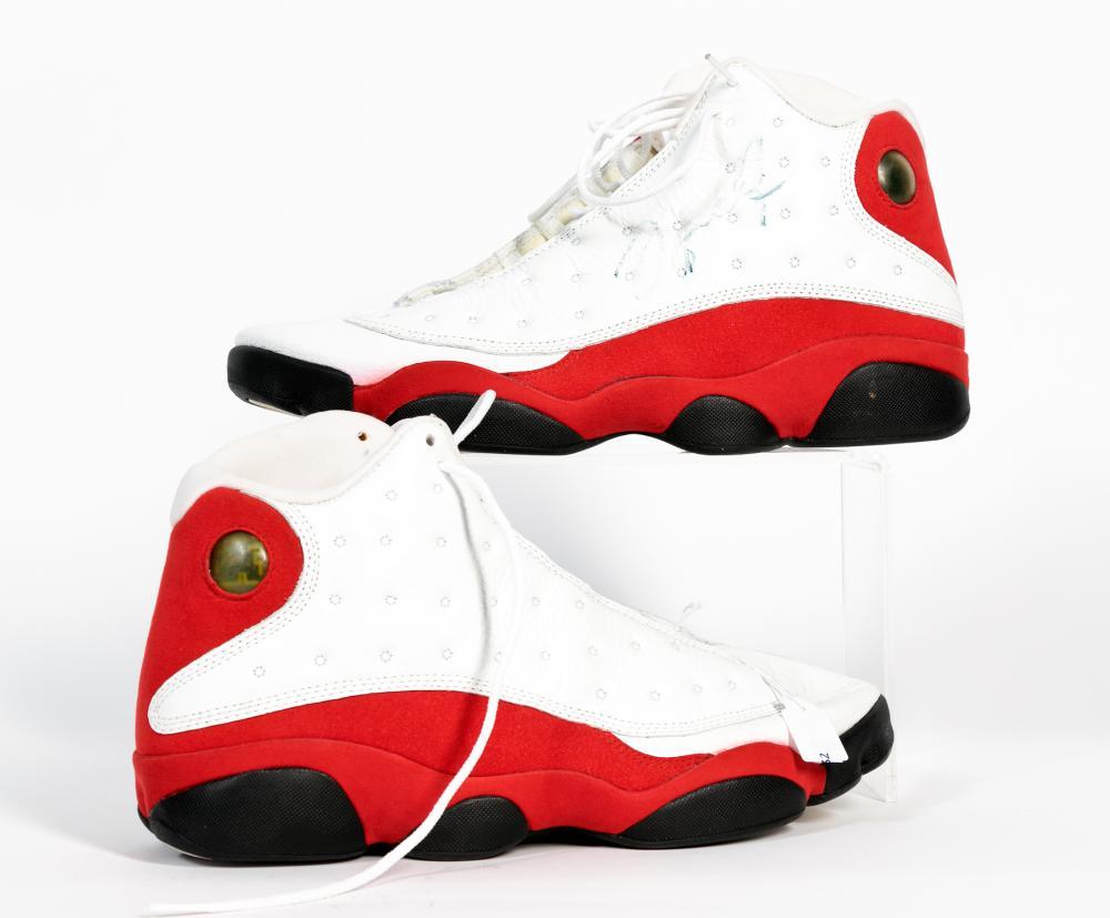1997- 1998 Michael Jordan Signed