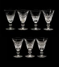 Set of 7 Waterford