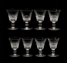 Set of 8 Waterford