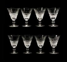 Set of 8 Waterford Crystal