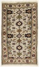 Hand Woven Serapi Throw Rug - 4' 11