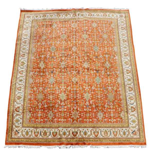 Hand Woven Indian Room Size Rug 12 X 14 8 Quot