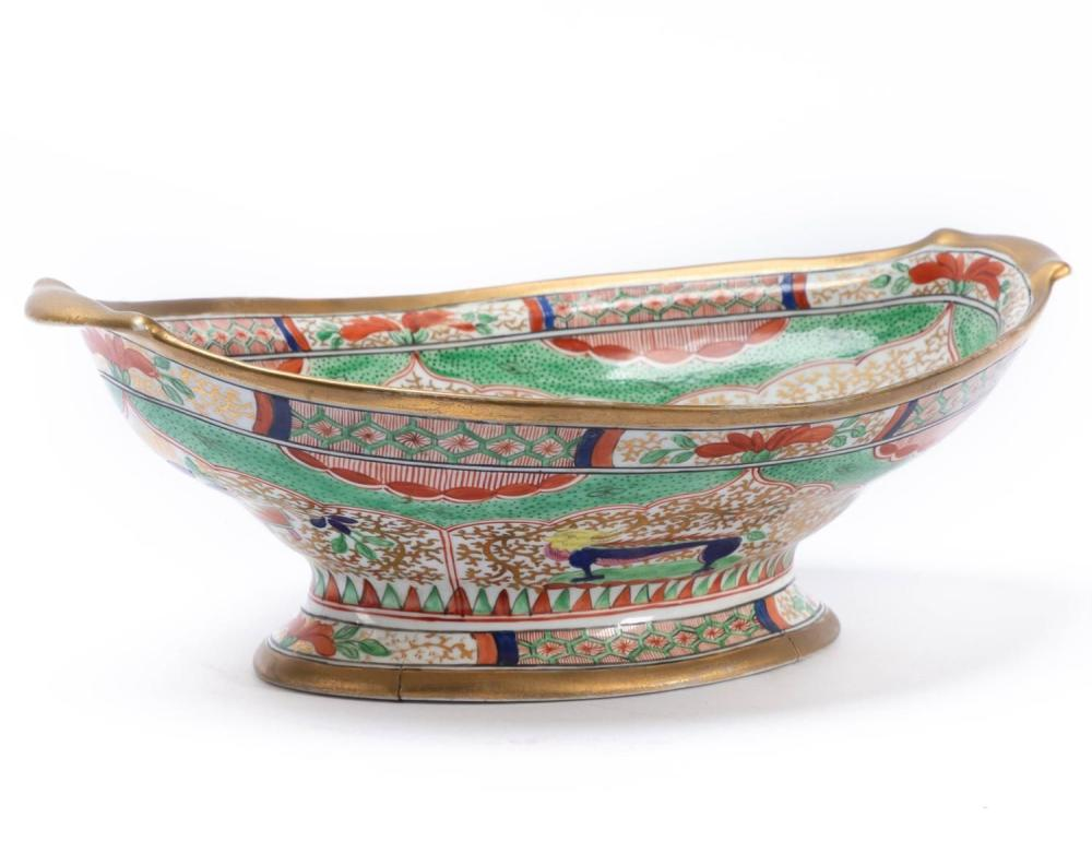 WORCESTER DRAGON IN COMPARTMENTS VEGETABLE SERVER