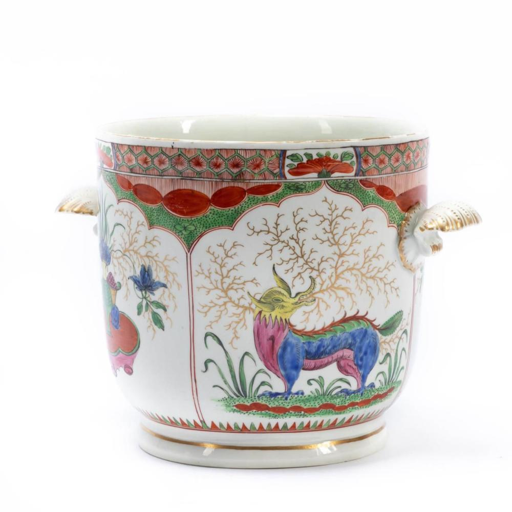 CHAMBERLAIN DRAGON IN COMPARTMENTS ICE PAIL