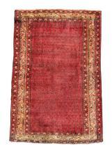 Hand Woven Persian Mir Area Rug 4' 2