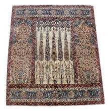 Fine Palace Size Hand Woven Persian Rug
