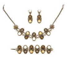 Jean-Louis Blin Paris Three-Piece Jewelry Group