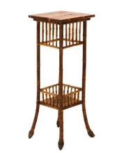 Aesthetic Movement Period Bamboo Stand